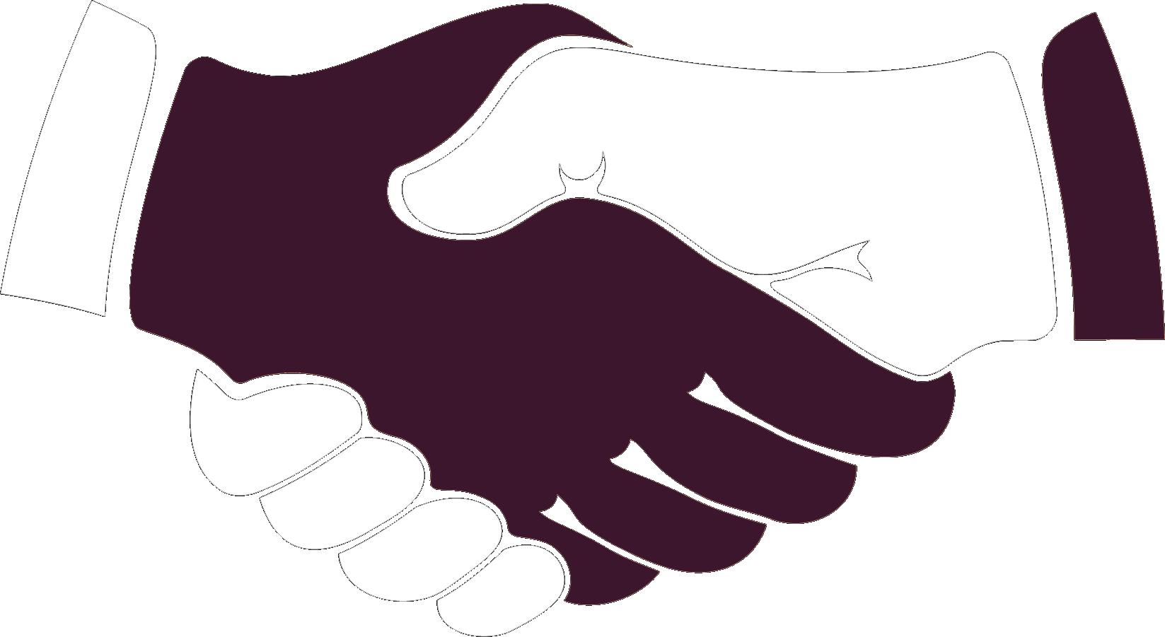 Roysons Handshake - Cooperation